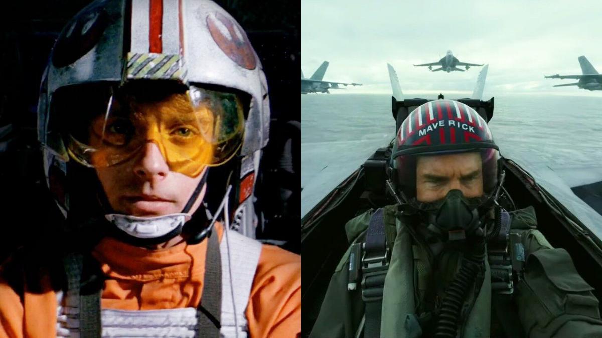 Top Gun Star Wars
