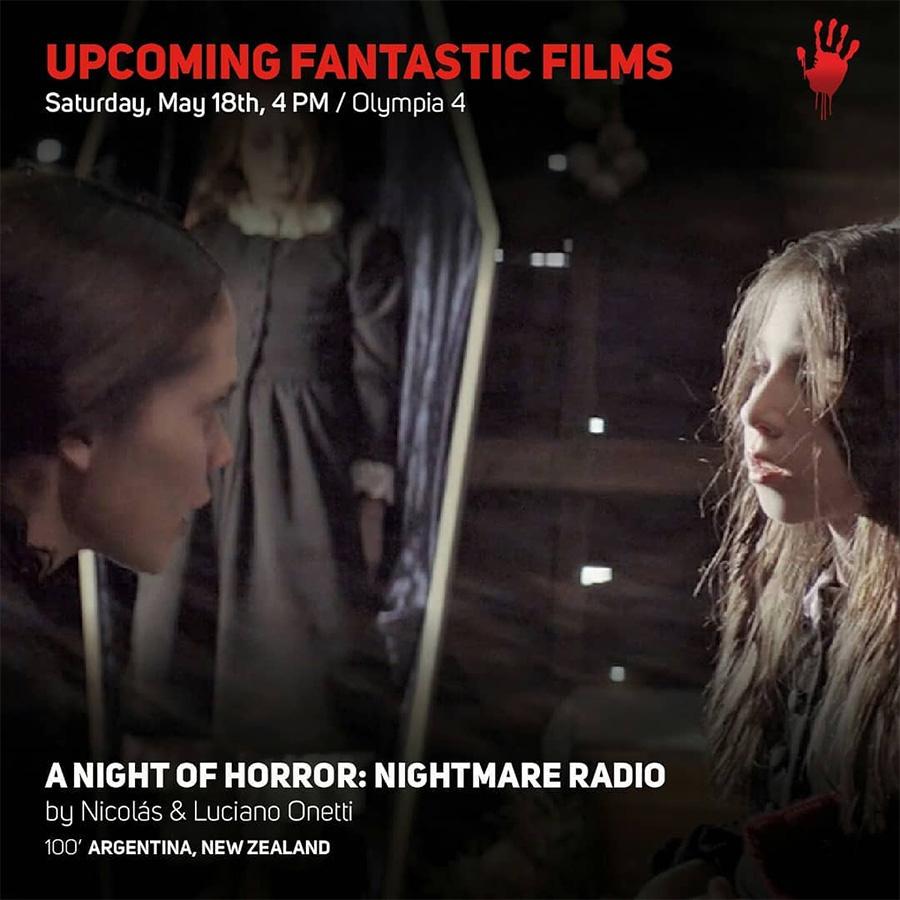 A Night of Horror Nightmare Radio