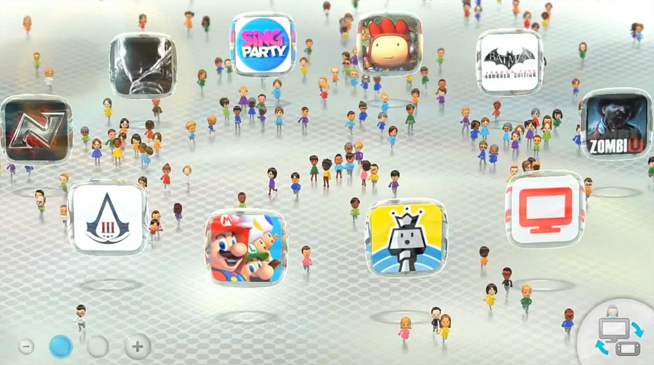 Nintendo Wii U www.culturageek.com.ar
