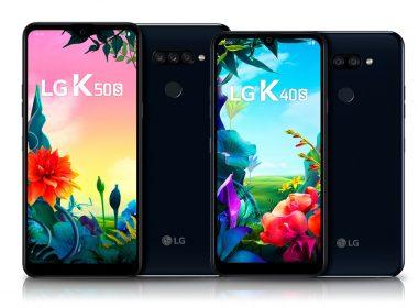 LG K40s y K50s www.culturageek.com.ar