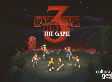 The Stranger Things 3