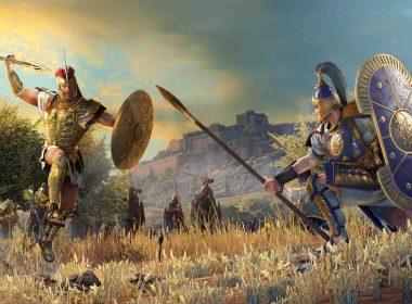 Total War Saga Troy gratis en epic games store Cultura Geek