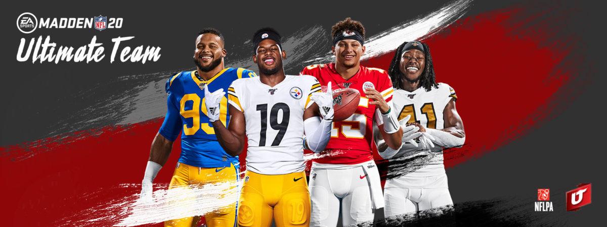 NFL Madden 20 Ultimate Team