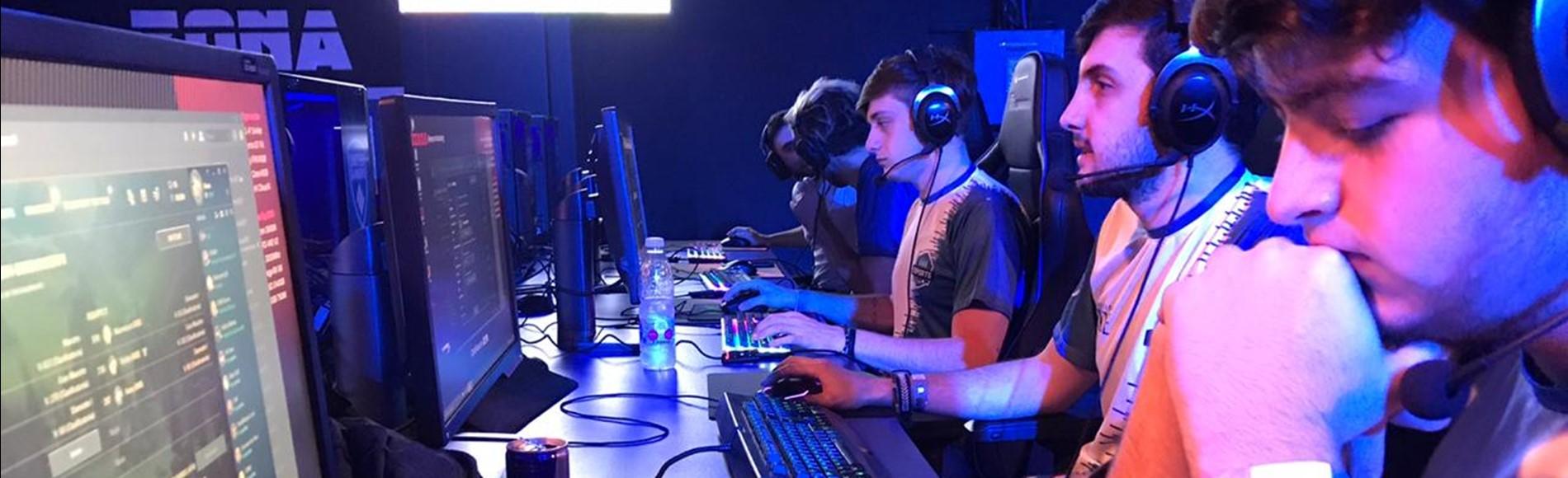 UADE Esports Cultura Geek