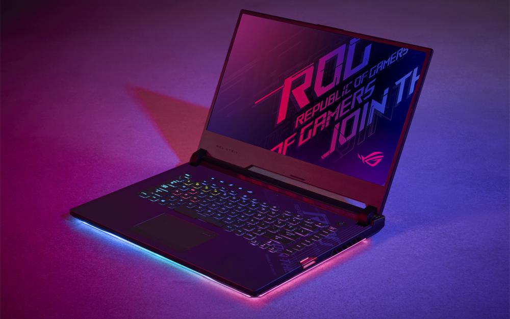 Asus Rog Intel i9 www.culturageek.com.ar