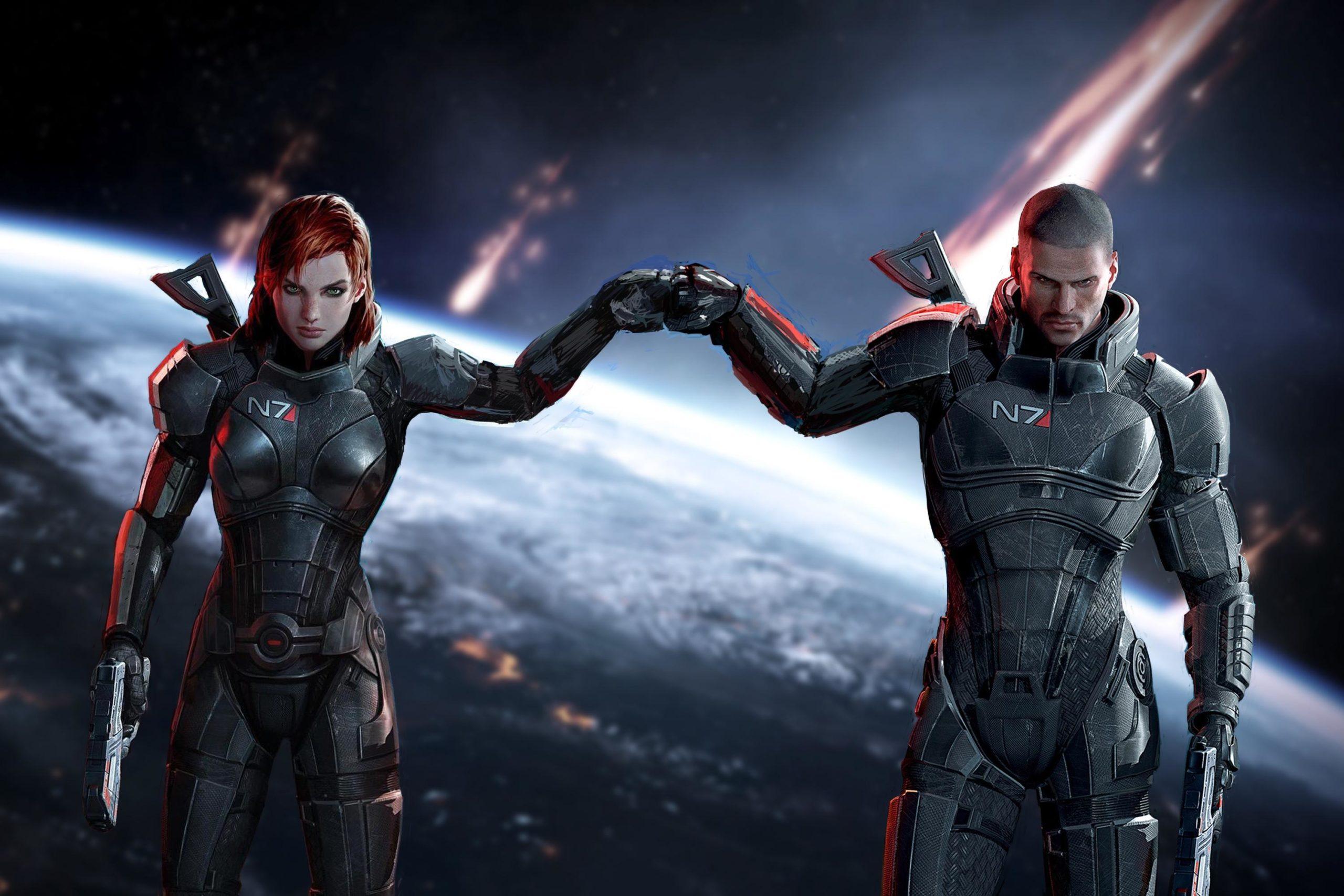 LGBT Mass Effect