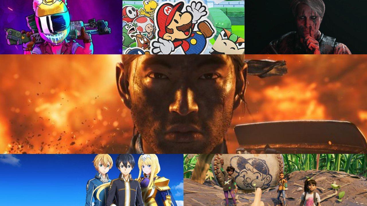 videojuegos de julio 2020 img destacada www.culturageek.com.ar