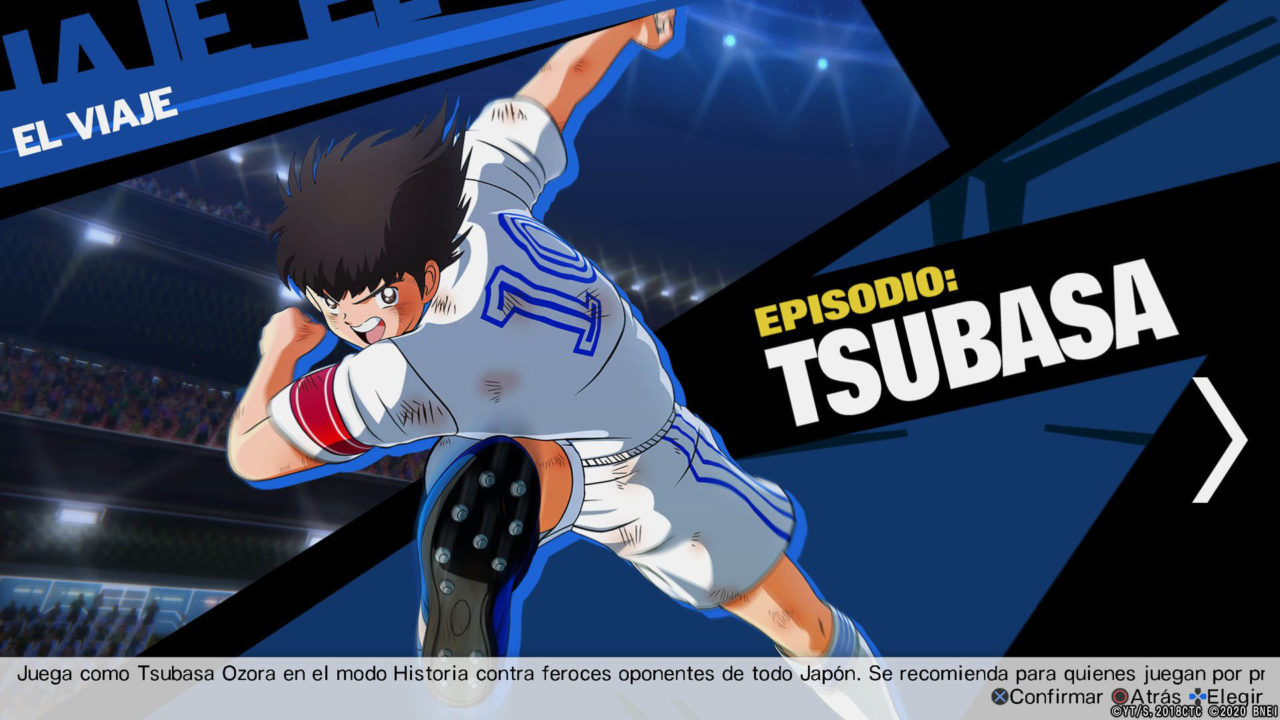 Captain Tsubasa img episodio Tsubasa www.culturageek.com.ar