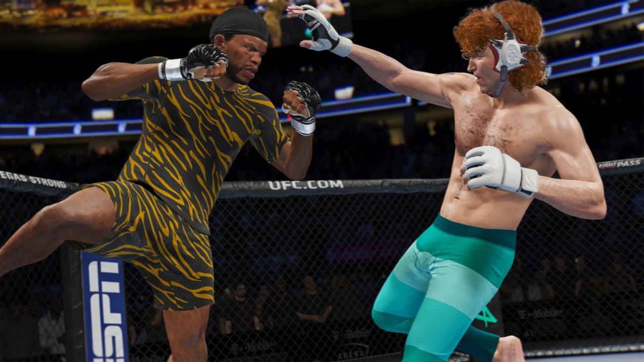 Videojuegos agosto 2020 UFC4 www.culturageek.com.ar.jpg