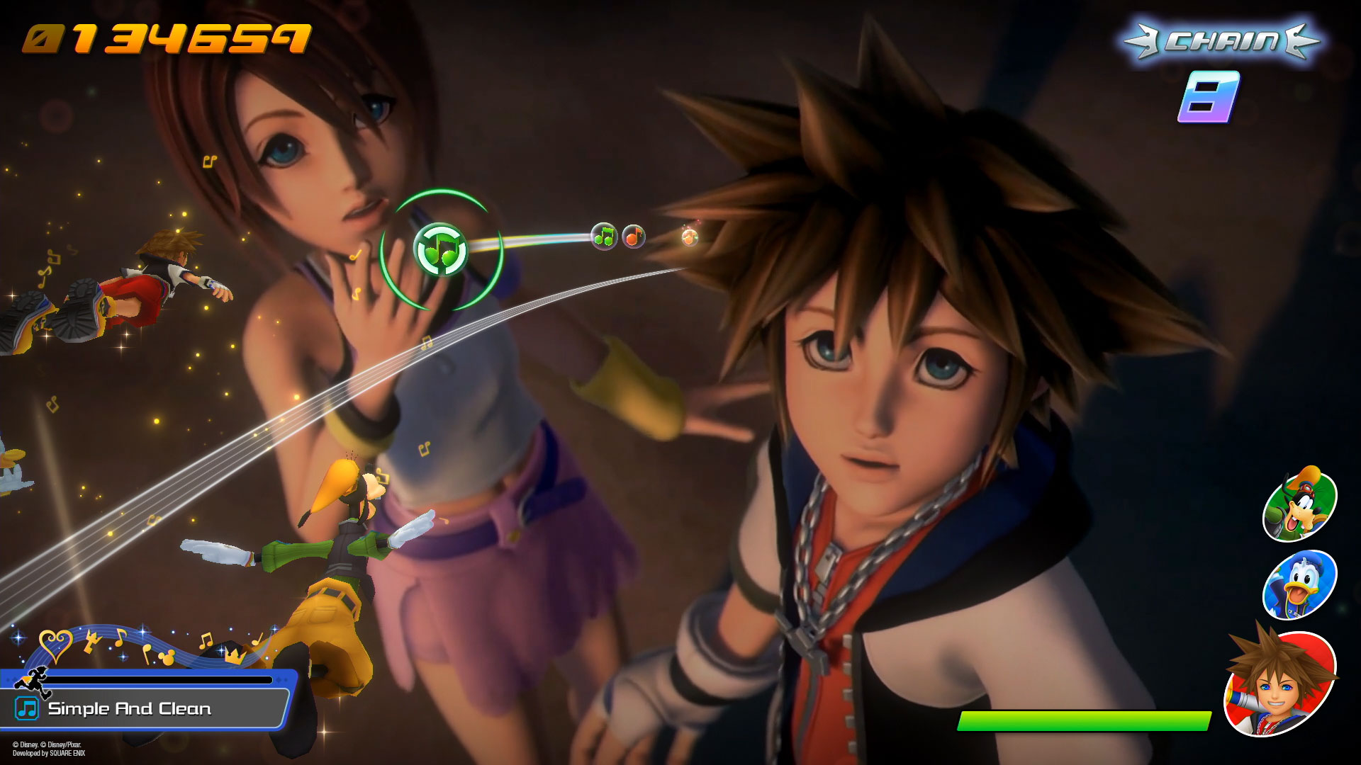 Kingdom Hearts Melody
