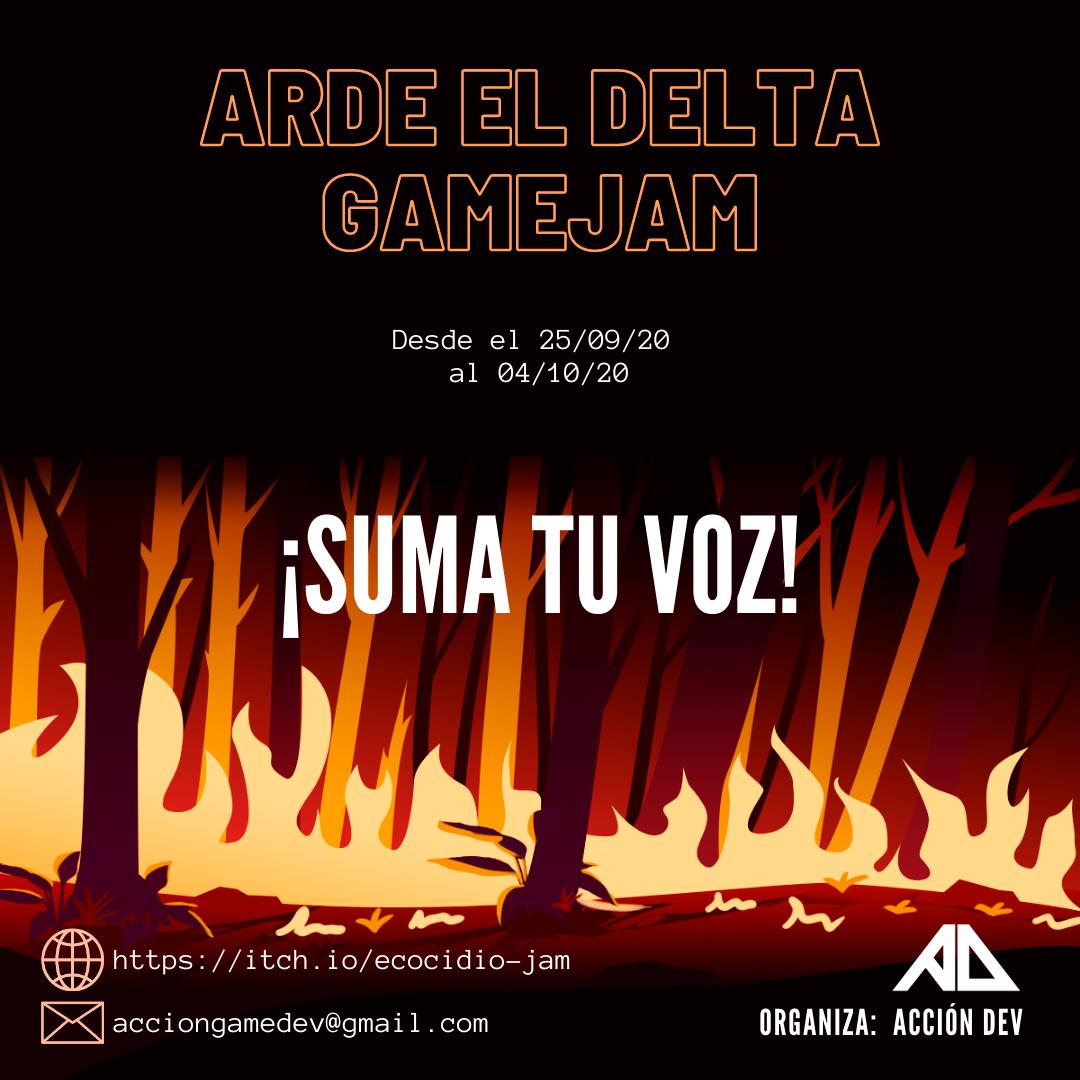 Arde el Delta Gamejam