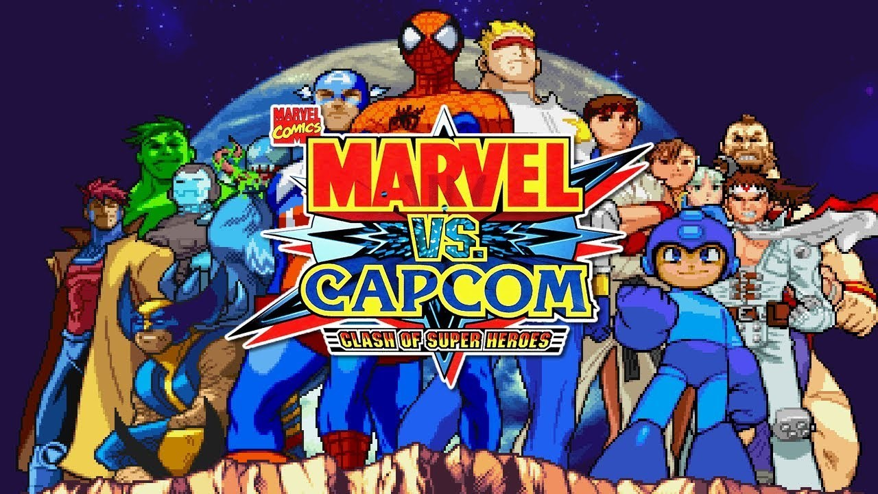 Juegos Marvel