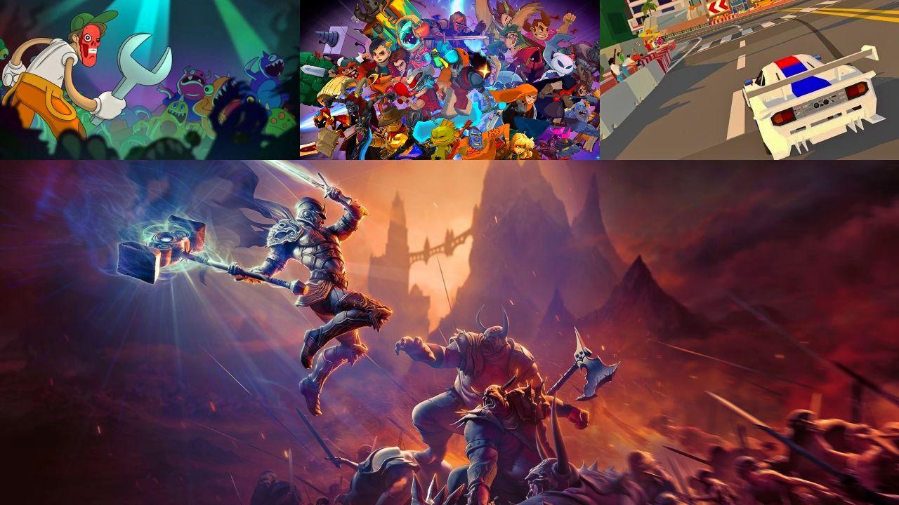 videojuegos septiembre segunda semana img destacada www.culturageek.com.ar