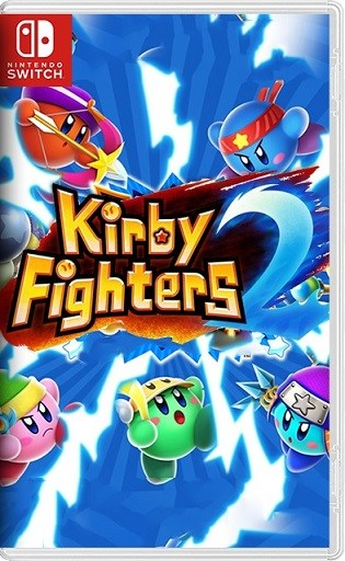 kirbiy fighters 2 switch cover culturagek.com.ar