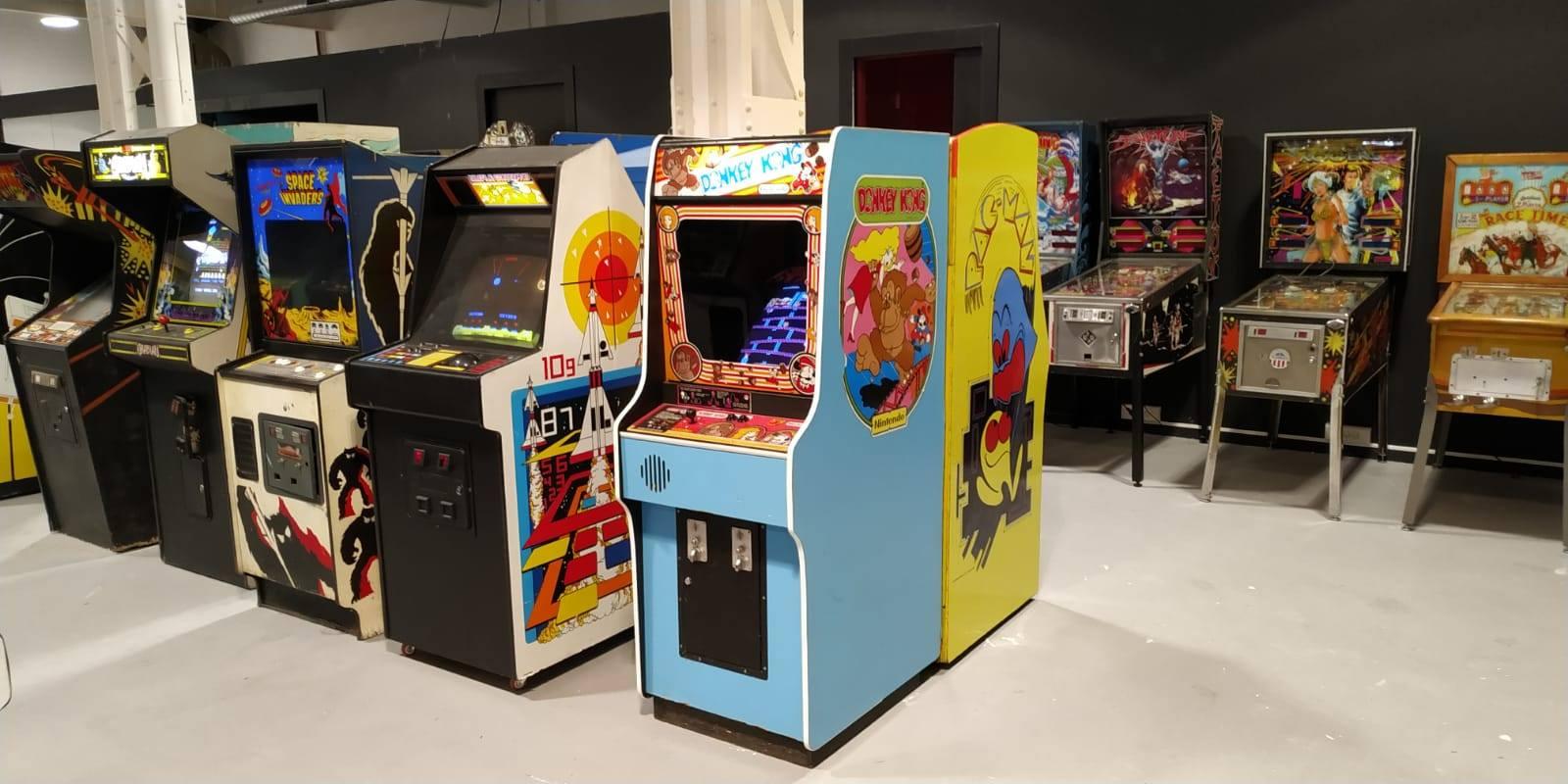 gemas ocultas arcades