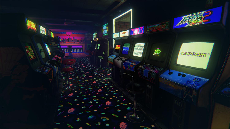 Arcades Plataformeros