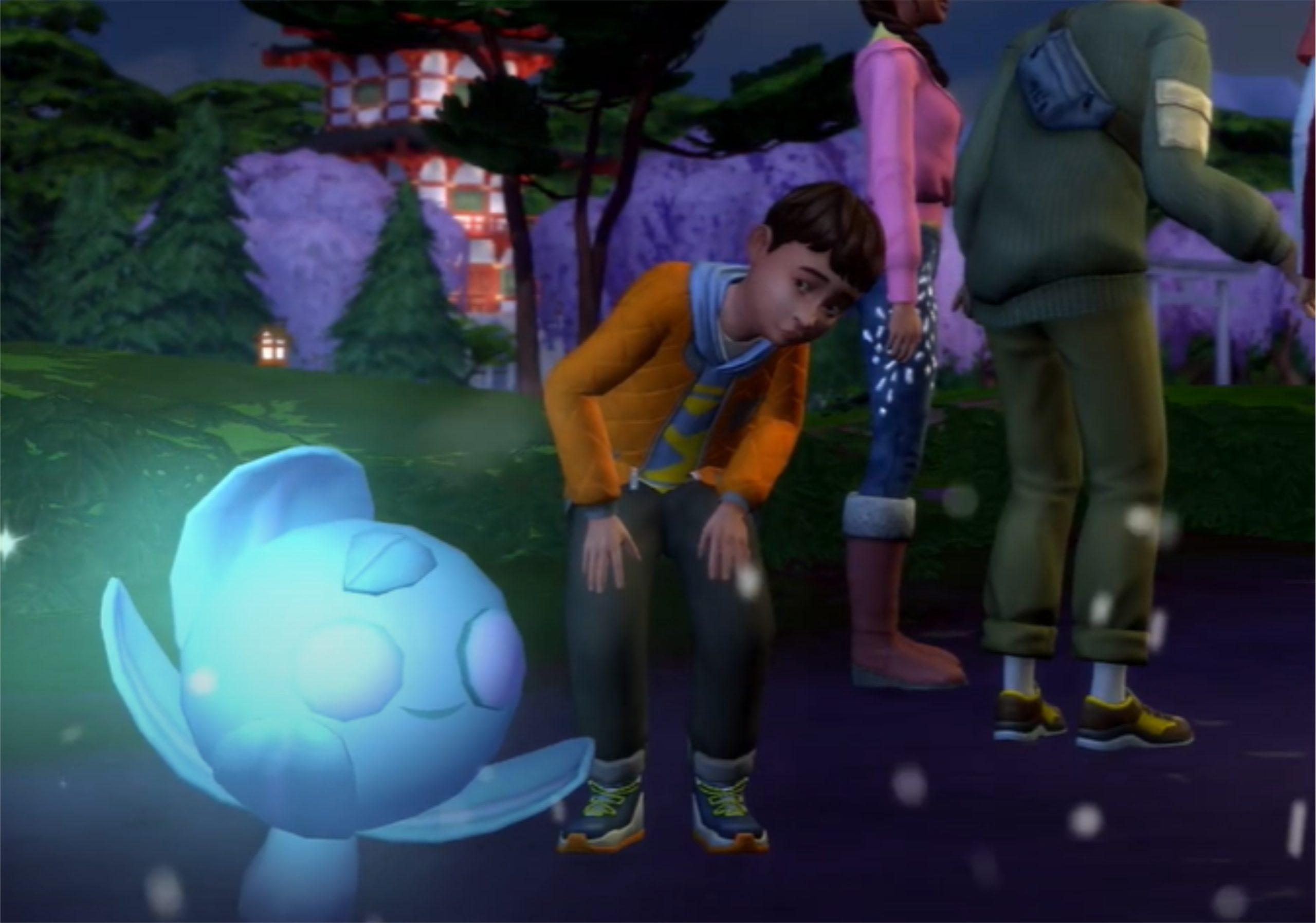 Sims 4: Escapada en la Nieve