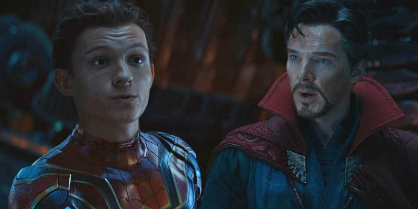 Cumberbatch Spider-Man 3