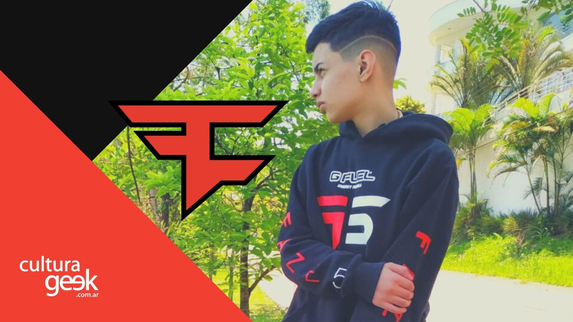 thiago K1ng Lapp Faze Clan