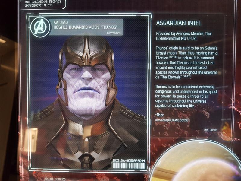 Thanos Eternals