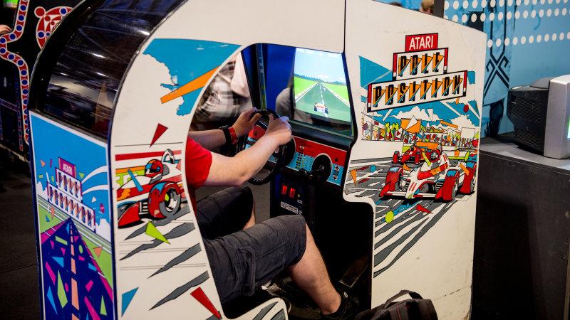 Arcades de carrera