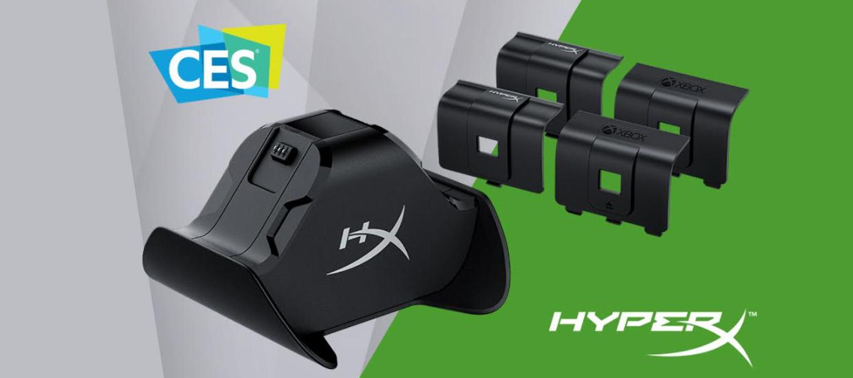 HyperX CES
