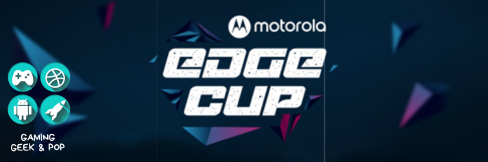 Motorola Edge Cup