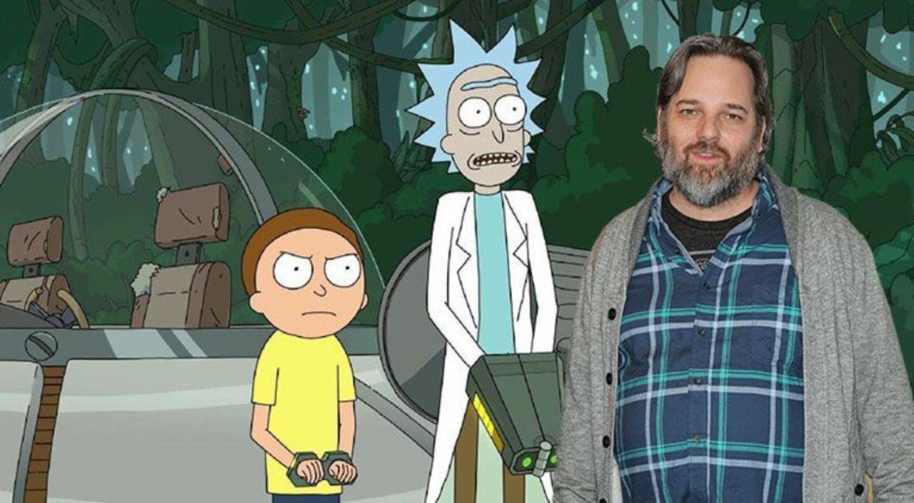 Harmon Rick y Morty