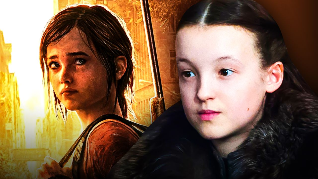 Ellie The Last of Us HBO