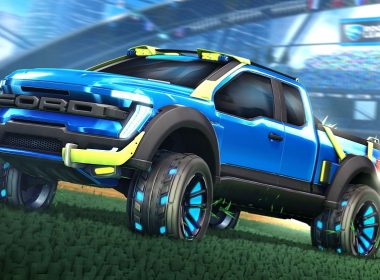 Rocket League Ford F-150 RLE