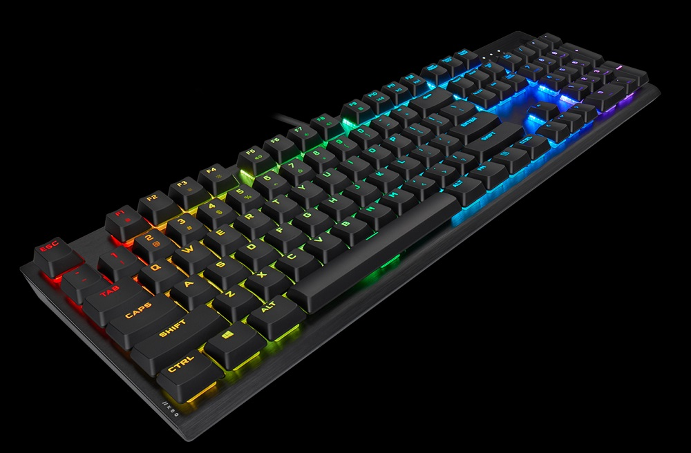 Corsair K60 RGB Low Profile