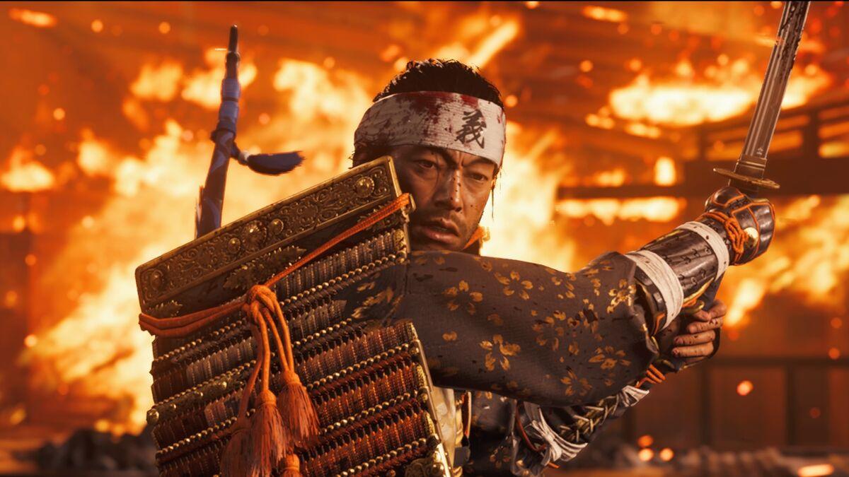 Ghost of Tsushima Play Sony Chad Stahelski Película