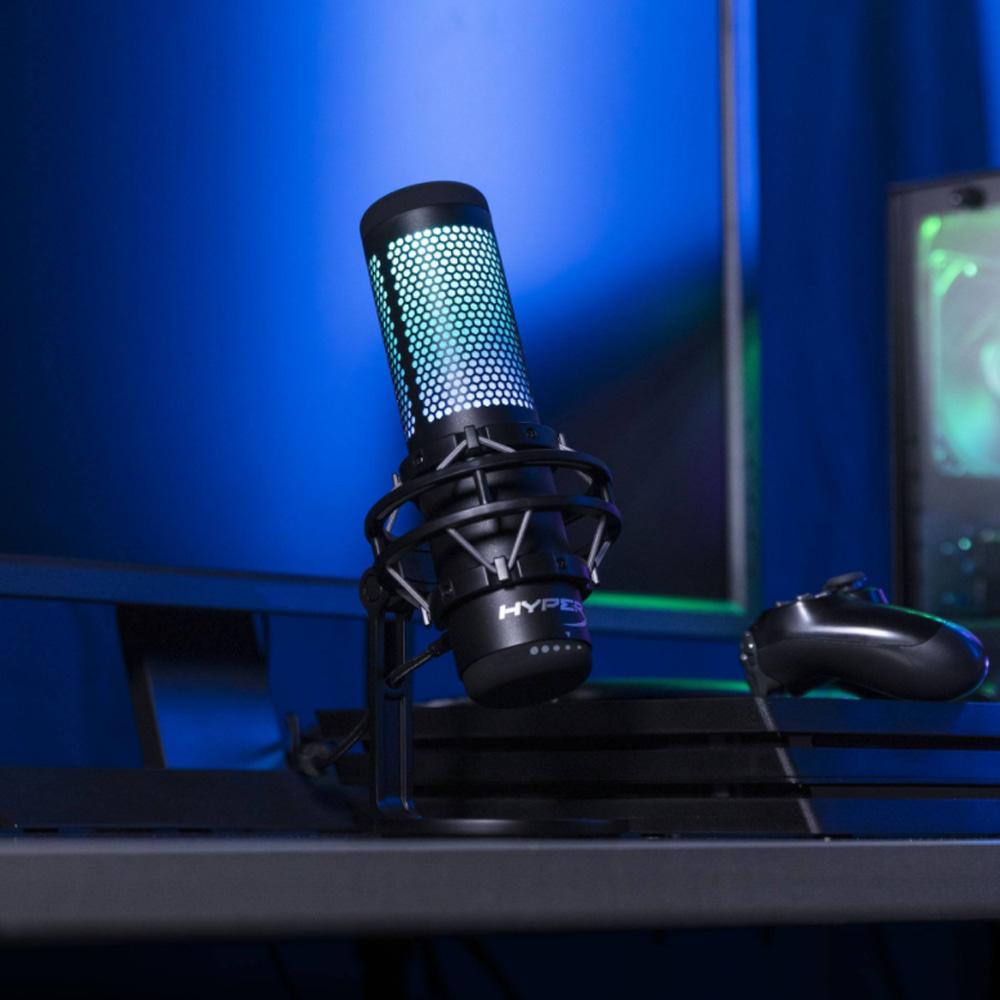 HyperX micrófonos