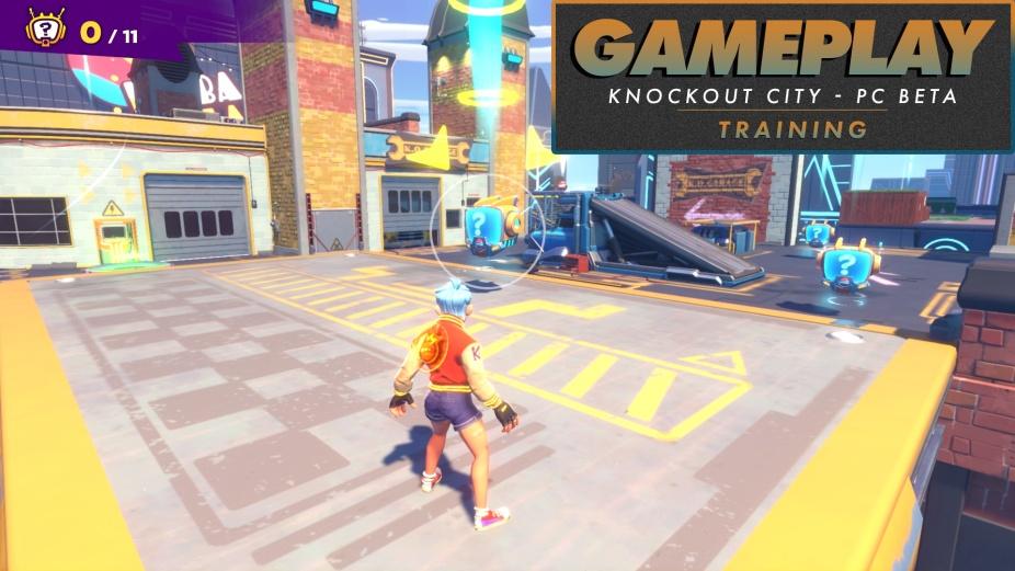 Knockout City fecha de lanzamiento