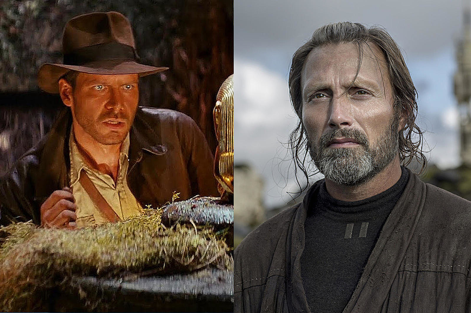 Indiana Jones Mikkelsen