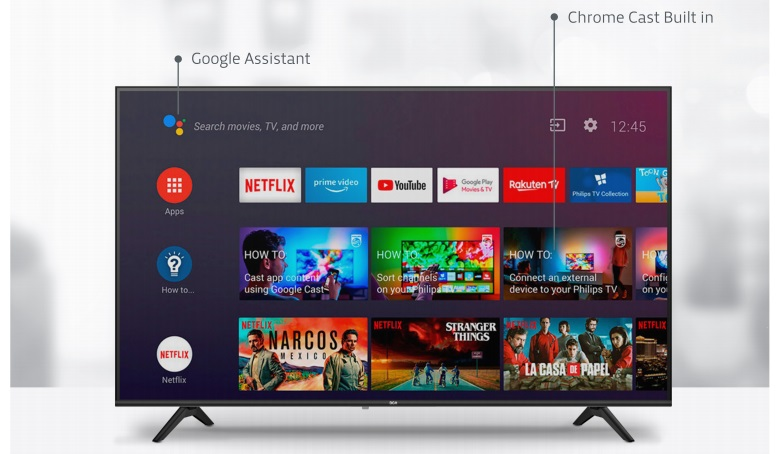 BGH Android TV