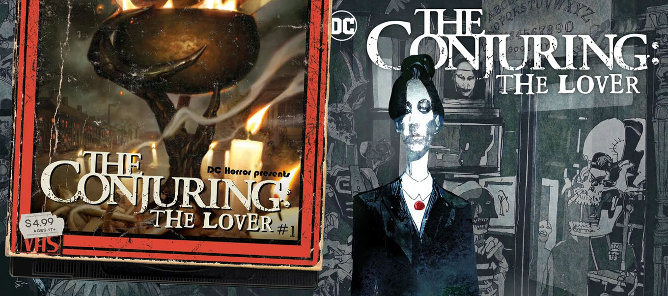 The Conjuring The Lover
