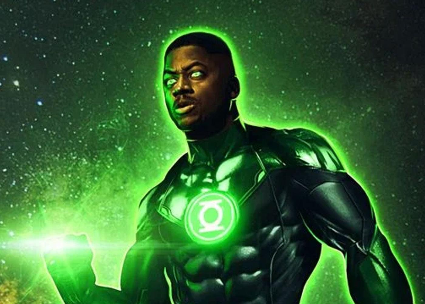 Linterna Verde Snyder