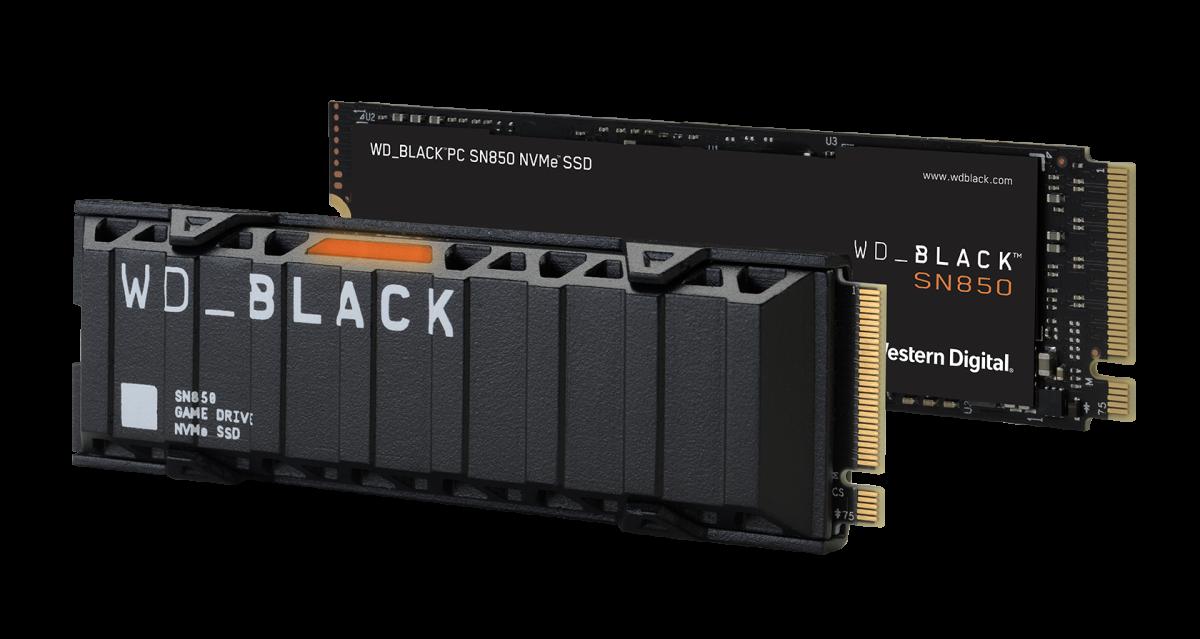 Black SN850
