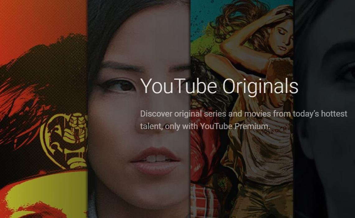 Youtube originales