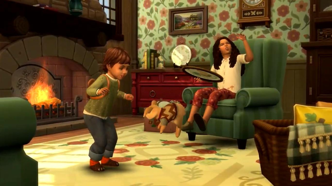 Sims 4 Vida en el Pueblo