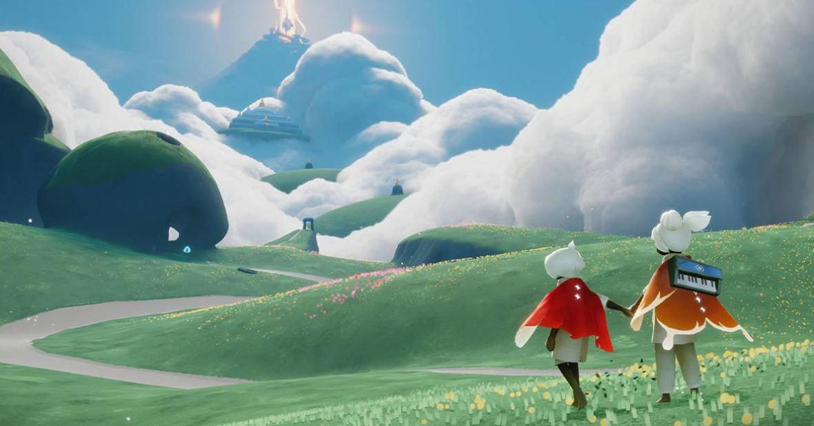 Summer-Game-Fest-2021-Sky-Children-of-the-Light-CulturaGeek