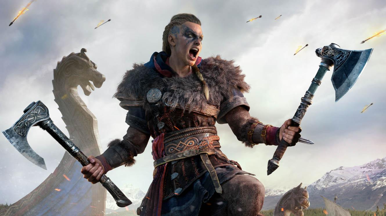 RTX 3070 TI Review Detalle Assassins Creed Valhalla www.culturageek.com.ar