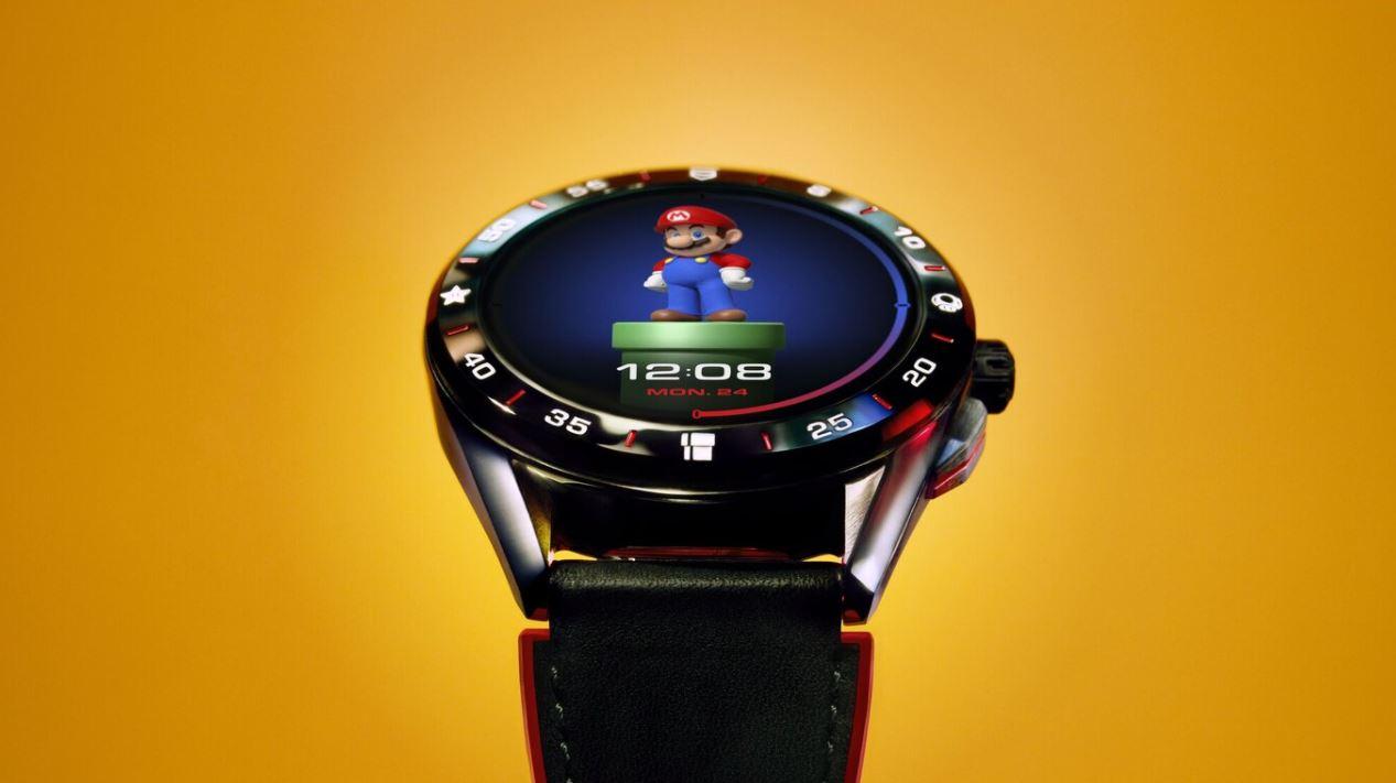 TAG-Heuer-Connected-Super-Mario-CulturaGeek-4