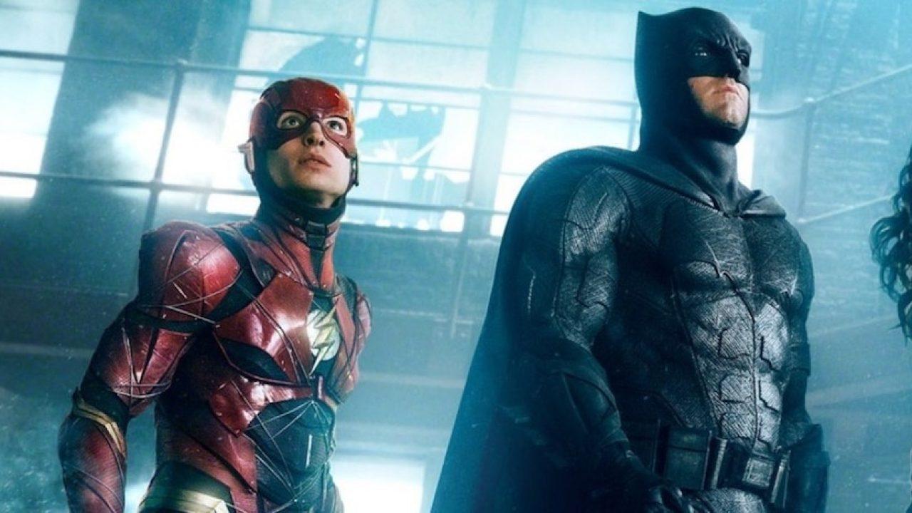The Flash Affleck