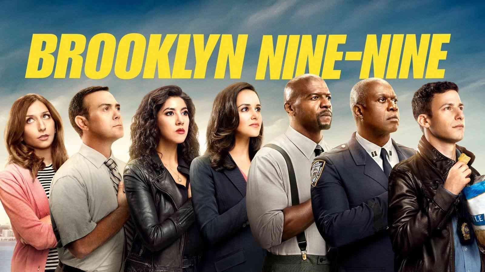Brooklyn Nine-Nine tráiler