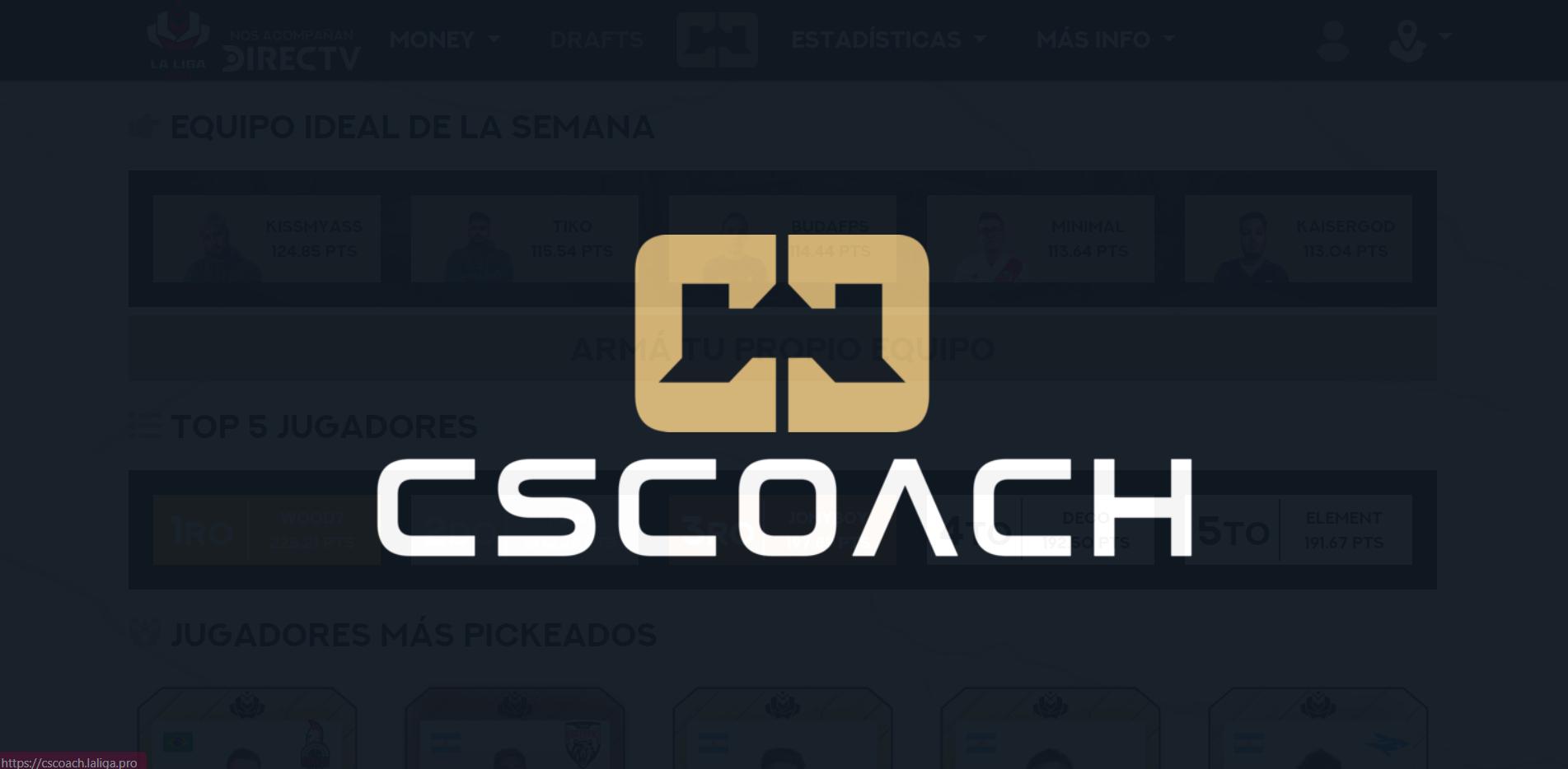 CSCoach