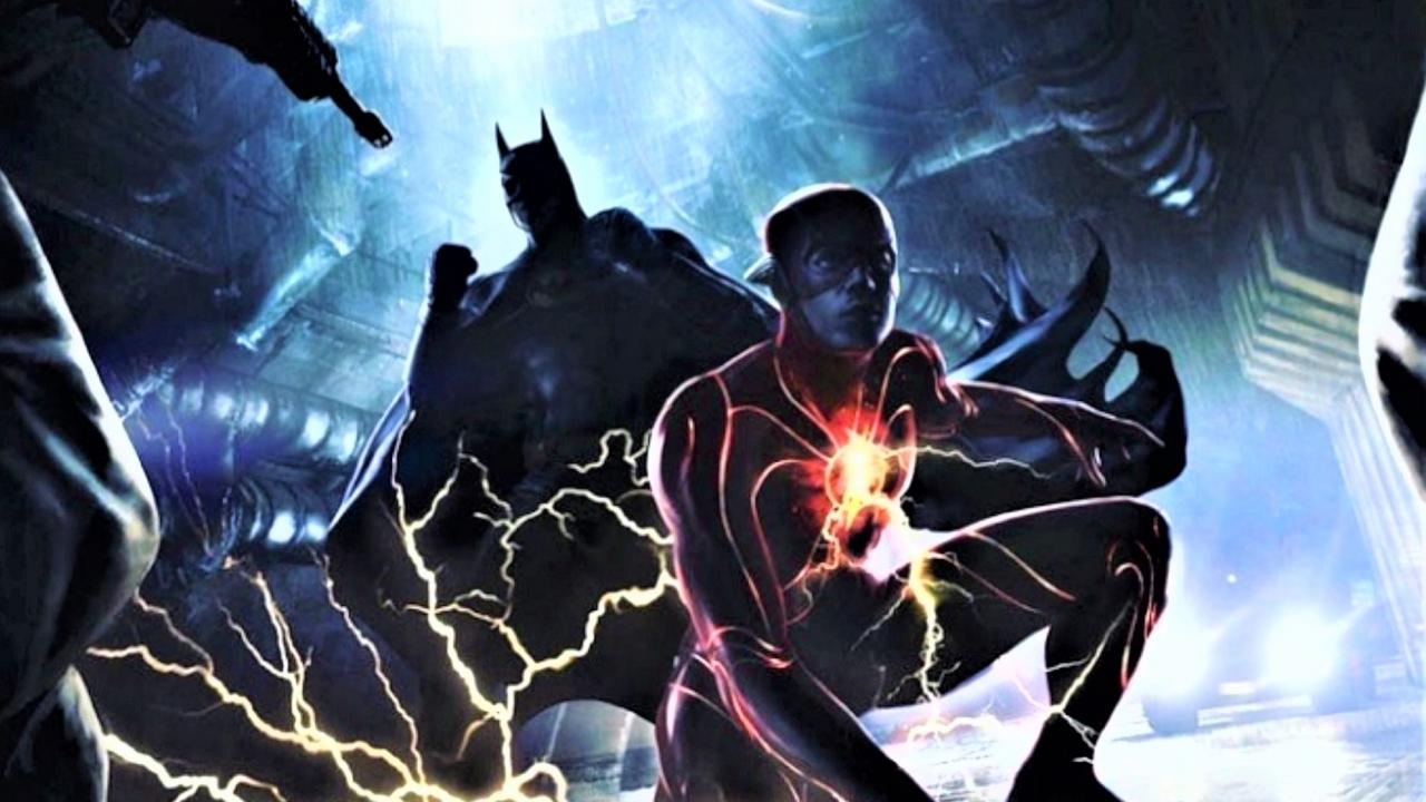 The Flash Keaton