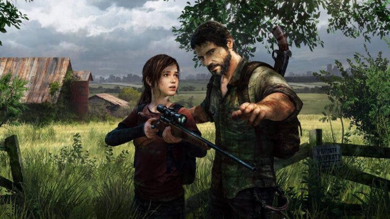 Last of Us serie
