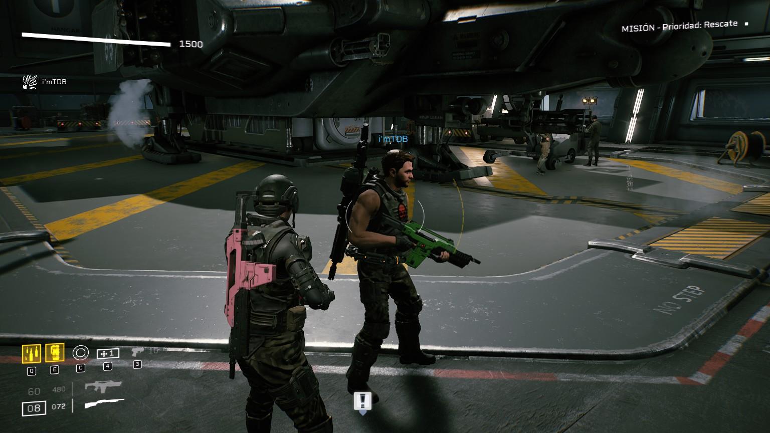 Alien Fireteam Elite